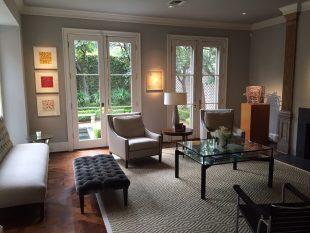 Living Room Art Lighting