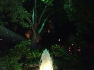 Resort Fountain